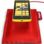 Nokia Lumia беспроводная зарядка