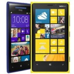 HTC Windows Phone 8x vs Nokia Lumia 920