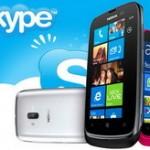 Skype для Nokia Lumia