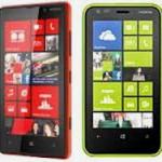 Lumia 820 vs Lumia 620