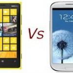 Lumia 920 vs Galaxy S3