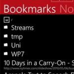 Обзор Opera Link for WP7 для Nokia Lumia