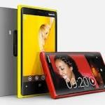 Режим Без звука в Nokia Lumia 920