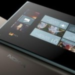 Планшет Nokia Lumia 1 — концепт