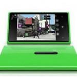 Зеленый Nokia Lumia 920