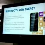 Bluetooth 4.0 в Nokia Lumia