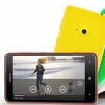 Большой дисплей Nokia Lumia 625