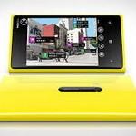 Производительность GPS в Nokia Lumia 920