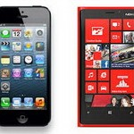 Nokia Lumia 620 vs iPhone 5c