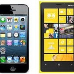 Nokia Lumia 920 vs iPhone 5s
