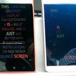 Экран Nokia Lumia 1520