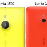Nokia Lumia 1320 vs Nokia Lumia 1520