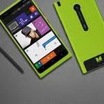 Цвета Nokia Lumia 525