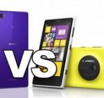 Lumia-1020-vs-Sony-Xperia-Z