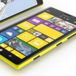 Популярность желтой Nokia Lumia 1520