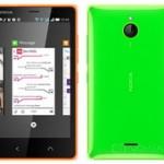 «Светящийся» корпус Nokia X2