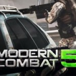 Modern Combat 5 для Nokia Lumia