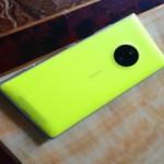Камера Nokia Lumia 830