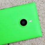 Новый зеленый Lumia 1520